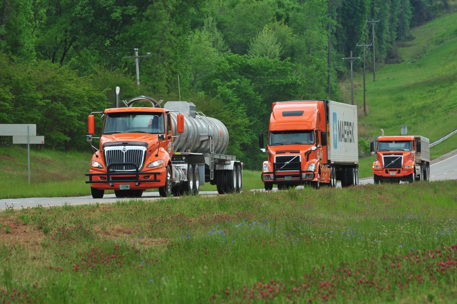 Family Owned Trucking Company | Howard Sheppard Homepage